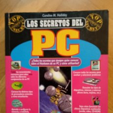 Libros de segunda mano: LOS SECRETOS DEL PC (ED. ANAYA MULTIMEDIA). AÑO 1996. Lote 227588375