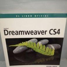 Libros de segunda mano: DREAMWEAVER CS4 (INCLUYE CD-ROM). Lote 228115025