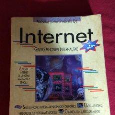 Libros de segunda mano: MANUAL IMPRESCINDIBLE DE INTERNET. Lote 230105215