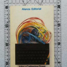 Libros de segunda mano: ZX SPECTRUM MANUAL DEL PROGRAMADOR - GRANT - ALIANZA 1987. Lote 230934500