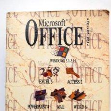 Libros de segunda mano: MICROSOFT OFFICE PROFESIONAL. Lote 231942725