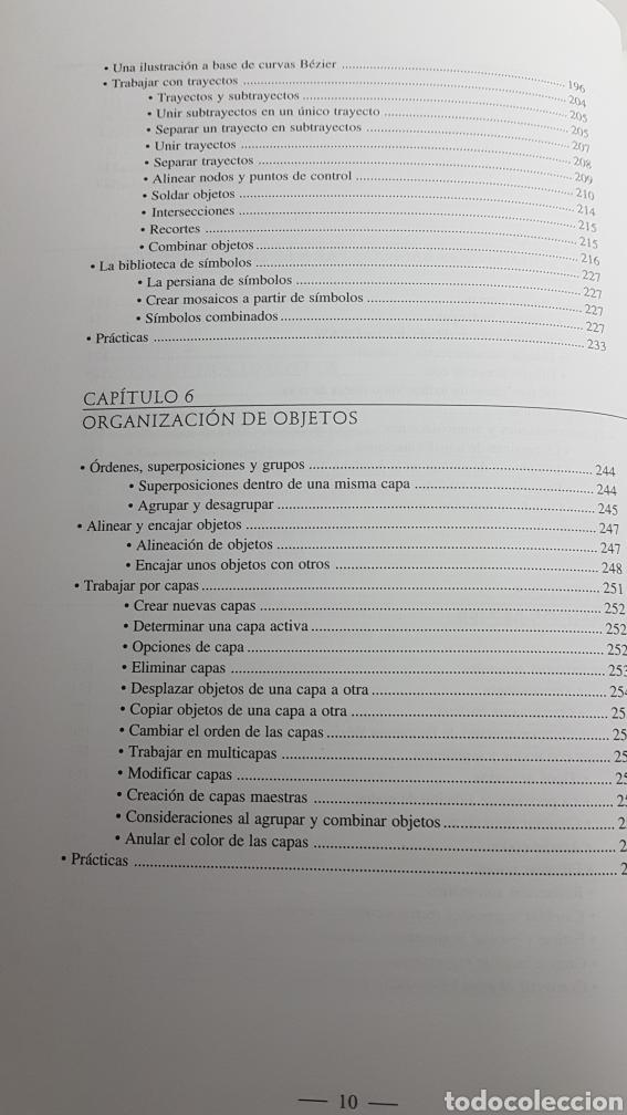 Libros de segunda mano: Coreldraw 5 curso de diseño gráfico - Corel Draw - M. Noguera Muntadas - Informática Inforbooks - Foto 8 - 233243020