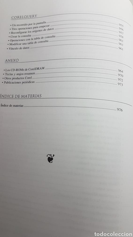 Libros de segunda mano: Coreldraw 5 curso de diseño gráfico - Corel Draw - M. Noguera Muntadas - Informática Inforbooks - Foto 9 - 233243020