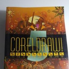 Libros de segunda mano: CORELDRAW 5 CURSO DE DISEÑO GRÁFICO - COREL DRAW - M. NOGUERA MUNTADAS - INFORMÁTICA INFORBOOKS. Lote 233243020