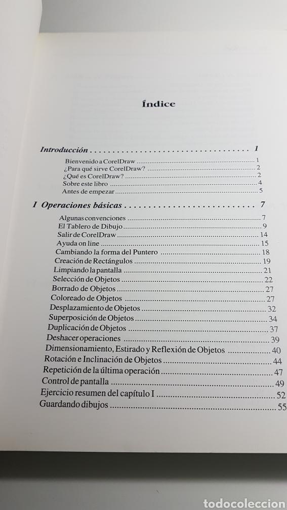 Libros de segunda mano: CorelDraw 7 curso completo - Corel Draw - Ra Ma - E Córdoba C González C Córdoba - Foto 4 - 233269535