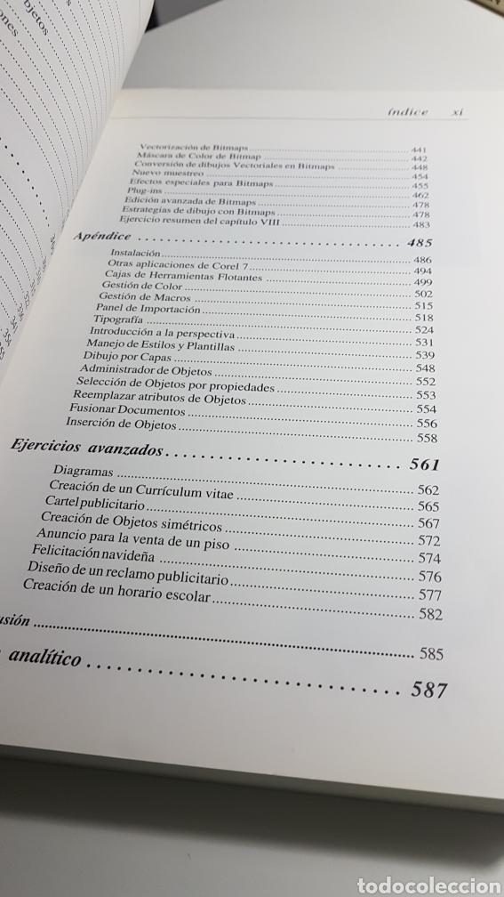 Libros de segunda mano: CorelDraw 7 curso completo - Corel Draw - Ra Ma - E Córdoba C González C Córdoba - Foto 5 - 233269535