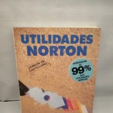 Libros de segunda mano: UTILIDADES NORTON. VERSIÓN EN CASTELLANO. Lote 235280360
