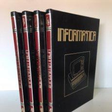 Libros de segunda mano: ENCICLOPEDIA INFORMÁTICA. Lote 235784830