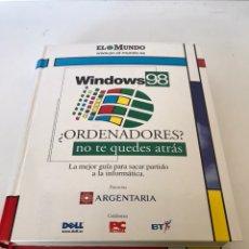 Libros de segunda mano: WINDOWS 98. Lote 235786650