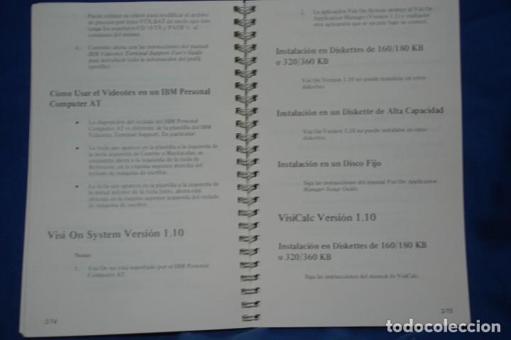 Libros de segunda mano: SISTEMA OPERATIVO EN DISCO VERSIÓN 3.00 - GUIA DE INSTALACIÓN - IBM 1ª EDICIÓN 1984 - Foto 4 - 236255840