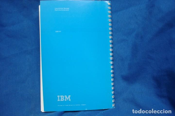 Libros de segunda mano: SISTEMA OPERATIVO EN DISCO VERSIÓN 3.00 - GUIA DE INSTALACIÓN - IBM 1ª EDICIÓN 1984 - Foto 5 - 236255840