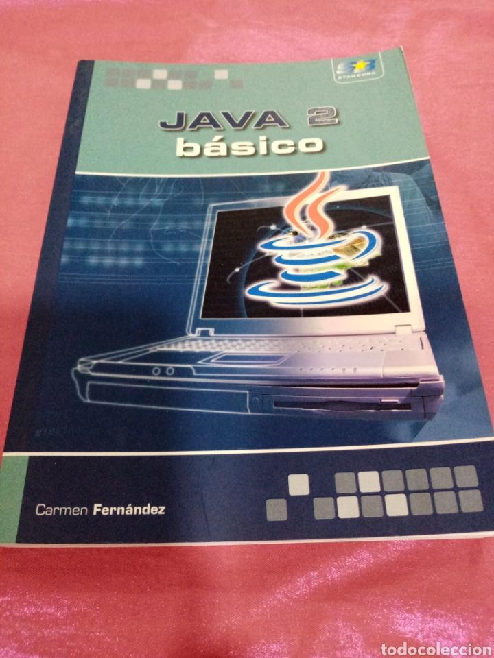 JAVA 2 BÁSICO - CARMEN FERNÁNDEZ 2009 (Libros de Segunda Mano - Informática)