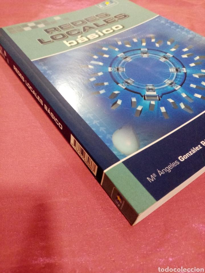 Libros de segunda mano: Redes Locales Básico - M. Ángeles González Pérez 2009 - Foto 2 - 236267090