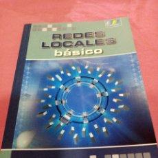 Libros de segunda mano: REDES LOCALES BÁSICO - M. ÁNGELES GONZÁLEZ PÉREZ 2009. Lote 236267090