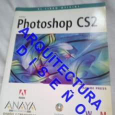 Libri di seconda mano: PHOTOSHOP CS2 CON CD ANAYA AQ11. Lote 237520410
