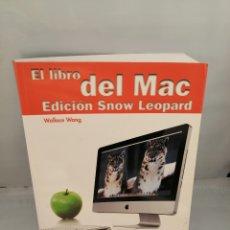 Libros de segunda mano: EL LIBRO DEL MAC: EDICIÓN SNOW LEOPARD. Lote 237686630