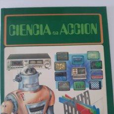 Libros de segunda mano: CIENCIA EN ACCIÓN. 1984. HELENA STURRIDGE, PETER MARSH, DONALD ALDOUS Y HELENA MINTERN.. Lote 237849800