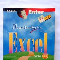 Libros de segunda mano: EL CAMINO FÁCIL A EXCEL. 5.0. TIZNADO. MC GRAW HILL. Lote 238219635