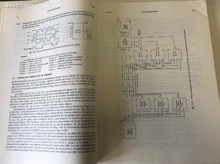 Libros de segunda mano: Teoría y problemas de principios digitales, de Roger L. Tokheim. - Foto 6 - 241702140