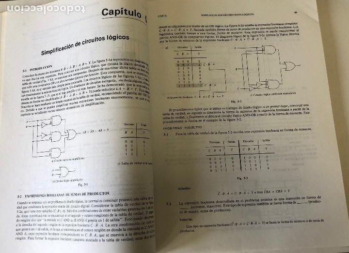 Libros de segunda mano: Teoría y problemas de principios digitales, de Roger L. Tokheim. - Foto 9 - 241702140