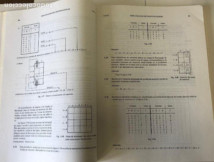 Libros de segunda mano: Teoría y problemas de principios digitales, de Roger L. Tokheim. - Foto 10 - 241702140