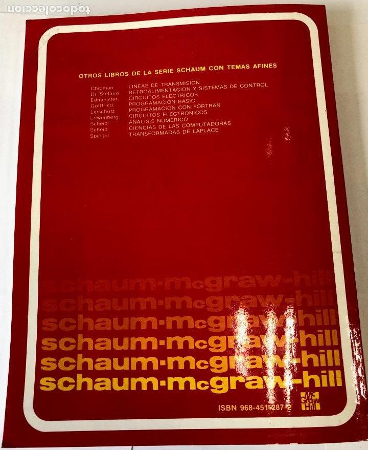 Libros de segunda mano: Teoría y problemas de principios digitales, de Roger L. Tokheim. - Foto 20 - 241702140