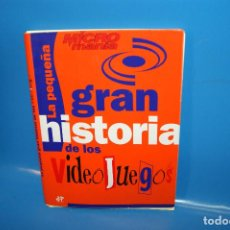 Libros de segunda mano: FASCICULOS COMPLETA MICROMANIA(1997)-LA PEQUEÑA GRAN HISTORIA DE LOS VIDEOJUEGOS. Lote 243934035
