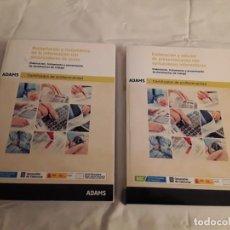 Libros de segunda mano: PROCESADORES DE TEXTO APLICACIONES INFORMATICAS. Lote 245076710