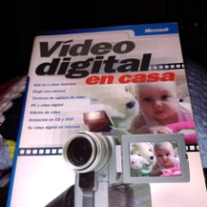 Libros de segunda mano: VÍDEO DIGITAL EN CASA JASON R DUNN MICROSOFT MCGRAW HILL. Lote 245109185