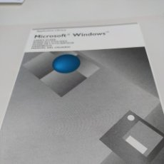 Libros de segunda mano: MANUAL DE USUARIO MICROSOFT WINDOWS OLIVETTI. Lote 245489905