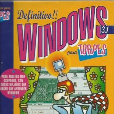 Libros de segunda mano: DEFINITIVO WINDOWS. Lote 245603175