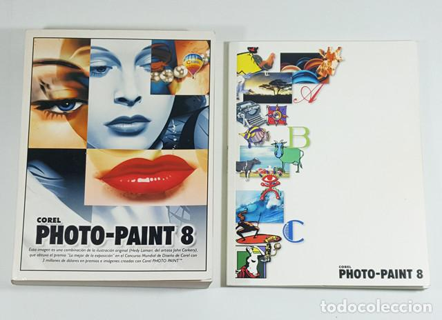 Libros de segunda mano: MANUAL ORIGINAL DE COREL PHOTO PAINT 8 1997 688 PAG ESPAÑOL + LIBRO FUENTES, CLIP-ART, IMAGENES... - Foto 3 - 248429870