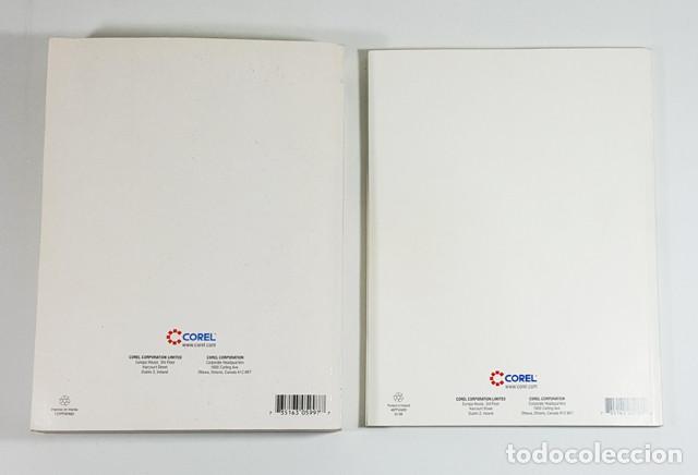 Libros de segunda mano: MANUAL ORIGINAL DE COREL PHOTO PAINT 8 1997 688 PAG ESPAÑOL + LIBRO FUENTES, CLIP-ART, IMAGENES... - Foto 6 - 248429870