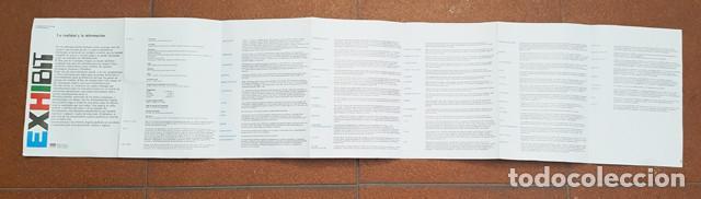 Libros de segunda mano: EXHIBIT IBM, EXPOSICION TECNOLOGIA INFORMACION 1986 157 PAG + 2 POSTERS, VER DESCRIPCION E IMAGENES - Foto 11 - 248435050