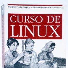 Libros de segunda mano: CURSO DE LINUX (CARLA SCHRODER) ANAYA, 2007. Lote 254660975