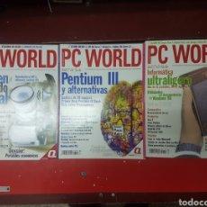 Libros de segunda mano: LOTE REVISTAS PC WORD. Lote 258210260