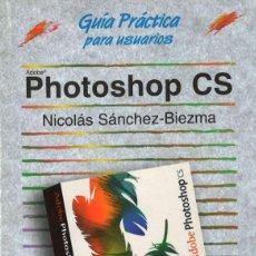 Libros de segunda mano: PHOTOSHOP CS. ANAYA. 2005. Lote 261792570
