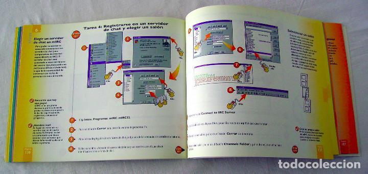 Libros de segunda mano: INTERNET FÁCIL. JOE KRAYNAK. - Foto 3 - 262776860