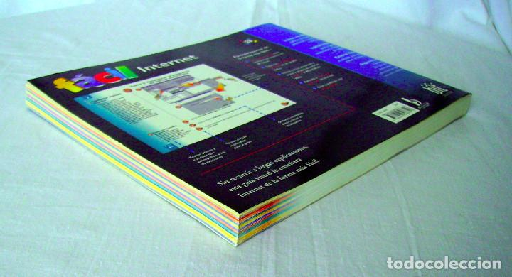Libros de segunda mano: INTERNET FÁCIL. JOE KRAYNAK. - Foto 5 - 262776860