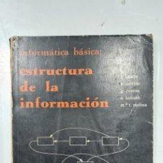Libros de segunda mano: INFORMÁTICA BÁSICA. Lote 263680190