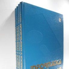 Libros de segunda mano: INFORMÁTICA Y COMPUTACIÓN (BASIC) LARA RUIZ, FRANCISCO. Lote 264175580