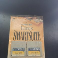 Libros de segunda mano: CURSO LOTUS SMARTSUITE. Lote 264725044