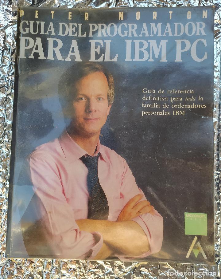 GUIA DEL PROGRAMADOR PARA EL IBM PC (Libros de Segunda Mano - Informática)