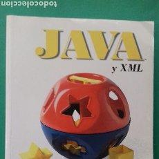 Libros de segunda mano: BRETT MCLAUGHLIN: JAVA Y XML. ANAYA, 2001.. Lote 268867739