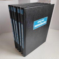 Libros de segunda mano: LIBROS. CURSO IBM DE PROGRAMACION. 5 TOMOS. MULTIMEDIA EDICIONES, PLANETA DEAGOSTINI. Lote 273607853