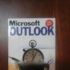 Libros de segunda mano: MICROSOFT OUTLOOK. Lote 276129013