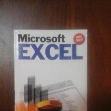 Libros de segunda mano: MICROSOFT EXCEL. Lote 276129243