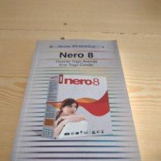 Libros de segunda mano: G-85 LIBRO NERO 8, GUÍA PRÁCTICA – VICENTE TRIGO ARANDA, ERIC TRIGO CONDE (ANAYA, 2008) // INFORMÁTI. Lote 276188278