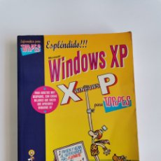 Libros de segunda mano: WINDOWS XP PARA TORPES EDITORIAL ANAYA. Lote 276648528