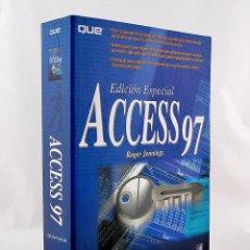 Libros de segunda mano: ACCESS 97 EDICION ESPECIAL ROGER JENNINGS PRENTICE HALL. Lote 276820548